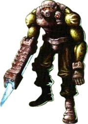 Image result for parasite eve 2 golem