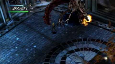 Parasite Eve PS1 Boss 11