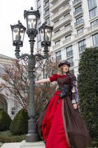 Sophronia Cosplay 2 (photo by Talon Squires)