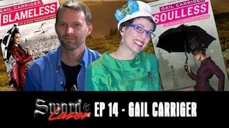 Tea-Punk, Vampires, and Gail Carriger - Sword & Laser ep. 14