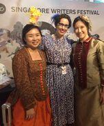 Gail Ivy Alexia Festival Smile