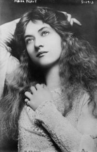 Maude Fealy, from LoC