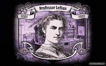 Finishingschool professorlefoux wallpaper