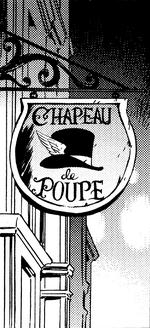 Chapeau de Poupe