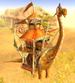 Dustrider Brachiosaurus Mobile Camp