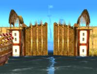 Pirate Gate