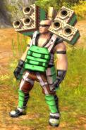 Dragon Clan Mortar