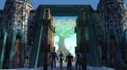 Heroes enter Valhalla