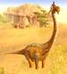 Dustrider Brachiosaurus