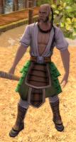 Dragon Clan Spearman Pirate