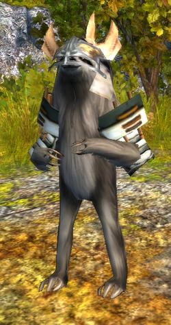 Samurai Sloth