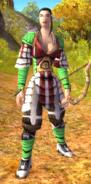Dragon Clan Archer