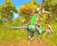 Dragon Clan Gatling Rider