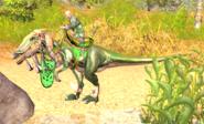 Dragon Clan Baryonyx