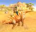 Dustrider Stegosaurus