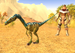 Dustrider Velociraptor Handler