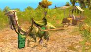 Dragon Clan Cart