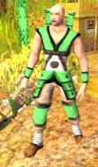 Dragon Clan Marksman
