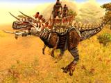 Tyrannosaurus Titan