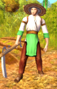 Dragon Clan Worker