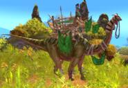 Dragon Clan Saltasaurus Transporter