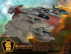Kora wp scorpion