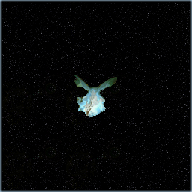 Space dragon young