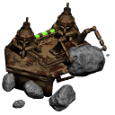 Pardus Asteroid mine