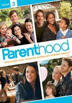 Parenthood S3DVD