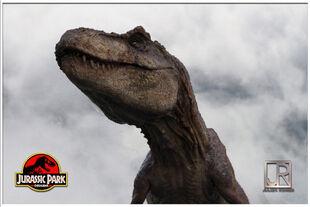 Jurassic park trex by giu3232-d4kjwvm