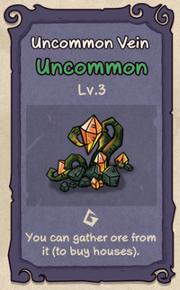 3 - Uncommon Vein