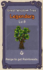 9 - Great Wisdom Tree