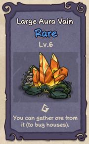 6 - Large Aura Vain