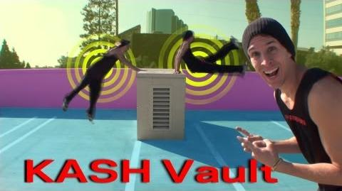 Kash Vault Tutorial - How to PARKOUR ( Jesse La Flair )