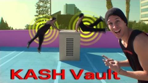 Kash Vault Tutorial - How to PARKOUR ( Jesse La Flair )