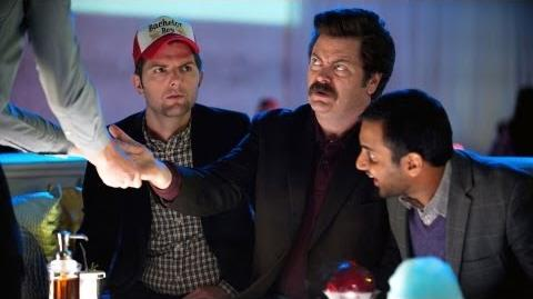 The Wrong Way to Consume Alcohol - Parks and Recreation