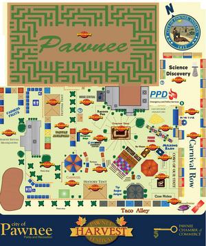 Pawnee map