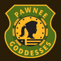 Pawnee Goddesses Badge