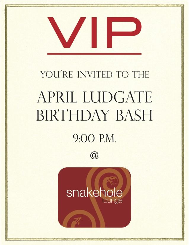 April Ludgates 21st Birthday Bash