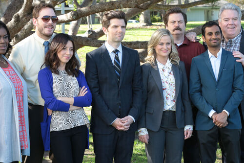 Parks and Recreation Wiki
