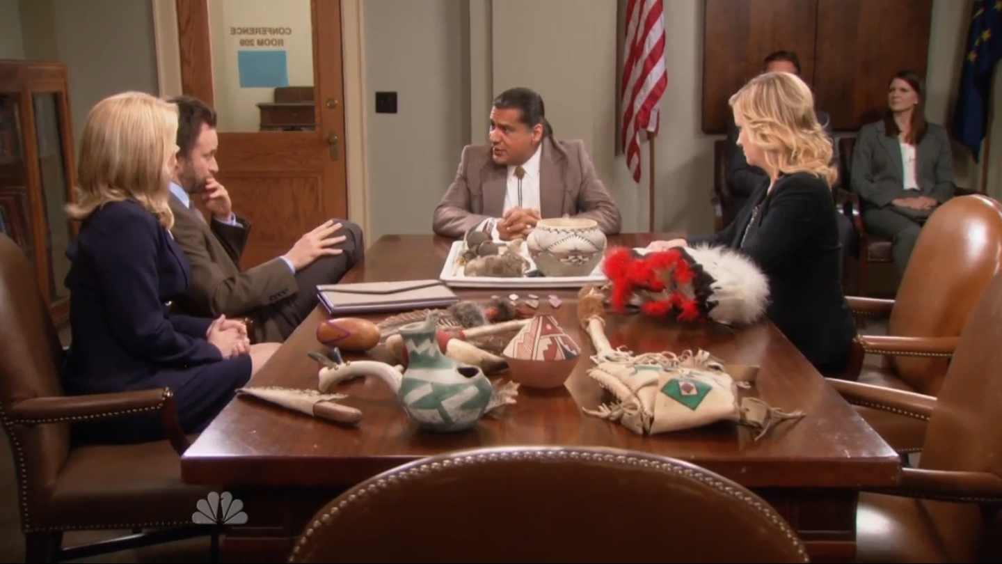 Two Parties | Parks and Recreation Wiki | FANDOM powered by Wikia