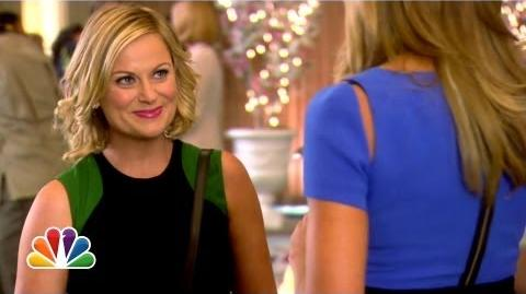 Leslie in London Town - Parks and Recreation Promo