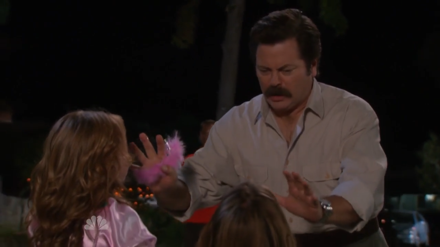 Halloween Surprise | Parks and Recreation Wiki | FANDOM powered by ...