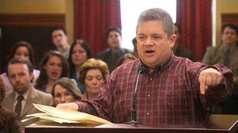 Patton Oswalt's Star Wars Filibuster - Parks and Recreation