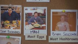S06E03 Ron's record