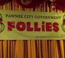 Pawnee City Government Follies