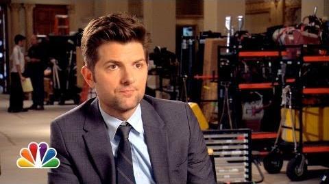 Adam Scott Talks Season 6 - Parks and Recreation