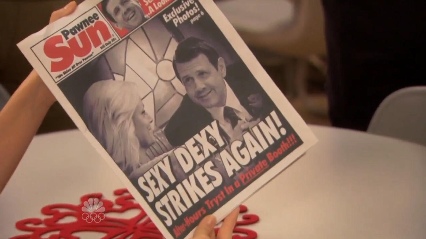 Parks And Rec Christmas Episodes.Christmas Scandal Parks And Recreation Wiki Fandom