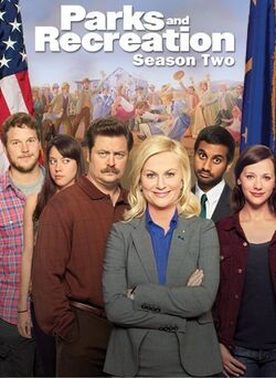 Season 2 DVD Cover