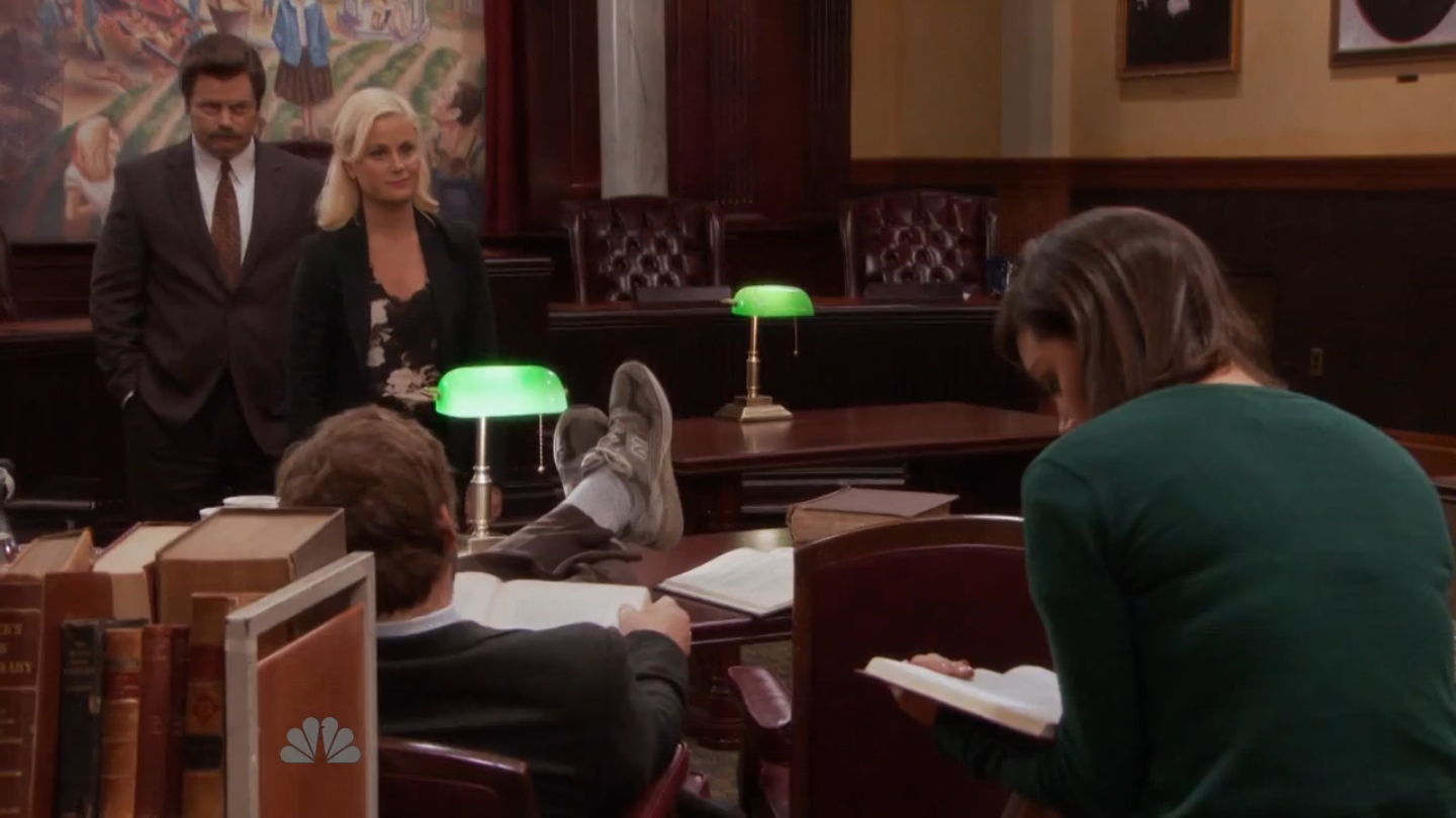 The Trial of Leslie Knope | Parks and Recreation Wiki